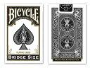 【トランプ】BICYCLE BRIDGE SIZE BLAC