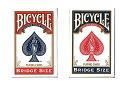 【トランプ】 BICYCLE BRIDGE SIZE ≪バイスクル ブリッジサイズ≫【ネコポス対応可】