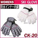 レディーススキーグローブ/レディーススキー手袋/レディーススノーグローブ/レディース防寒手袋/レディース防寒グローブ