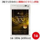 ビタミン ミネラル サプリメント マルチビタミンEX 1袋