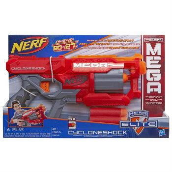 NerfナーフN-ストライクエリートサイクロンメガショックMegaCycloneshockA9249並行輸入品