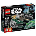 LEGO レゴスターウォーズ 75168 Yoda's Jedi Starfighter ヨーダのジェダイ・スターファイター 並行輸入品