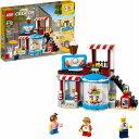 レゴ クリエイター ケーキショップ モジュール式 31077 LEGO Creator 3in1 Modular Sweet Surprises Building Kit 【レゴブロック おもちゃ 鑑賞 コレクション プレゼント 誕生日 贈り物 ご褒美】 並行輸入品