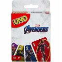 マテル ウノ アベンジャーズ カードゲーム UNO Avengers Card Game 並行輸入品 【UNO キャラクター グッズ プレゼント お子様 お祝い 誕生日 男の子 サプライズ マーベル】【メール便送料無料】
