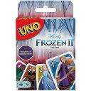 マテル ウノ フローズンII カードゲーム UNO Disney Frozen II Card Game 並行輸入品 【UNO キャラクター グッズ プレゼント お子様 お祝い 誕生日 男の子 サプライズ ディズニー 映画 続編 アナと雪の女王2】【メール便送料無料】