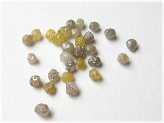 毛坯鑽石 3.0 毫米鑽石寶石鬆 (裸石) 中心大廳和