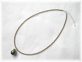 黒蝶真珠ネックレス