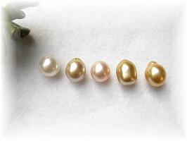 シャンペンゴールド南洋真珠