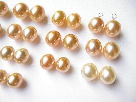 ゴールド白蝶真珠