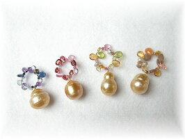 白蝶真珠ネックレス