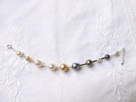 南洋真珠ブレスレット