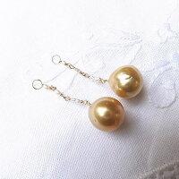 白蝶真珠ゴールデンアコヤ真珠ケシ