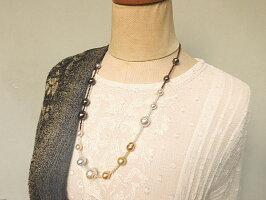 南洋真珠ネックレス