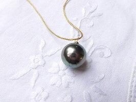 黒蝶真珠14mm