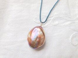 コインバロック淡水真珠