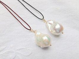 淡水真珠超大粒バロック