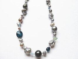 SV淡水真珠ネックレス