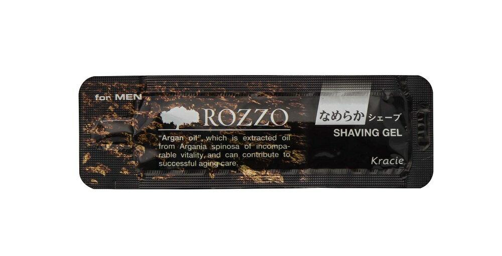 シェービング, シェービングジェル Kracie()ROZZO 6)