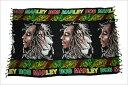 インテリアクロス BOB MARLEY ボブ・マーリー B 【 インテリア / レゲエ / REGGAE / ラスタ ジャマイカ / マルチクロス / メール便可 / あす楽 】
