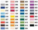 ブラザーミシン 刺しゅう糸 ウルトラポス単品 39色セットの品番 [刺繍糸] [単色]