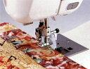 ブラザーミシン ガイド付きまつりぬい押え F017N [まつり縫い] ※メーカー取り寄せ商品※