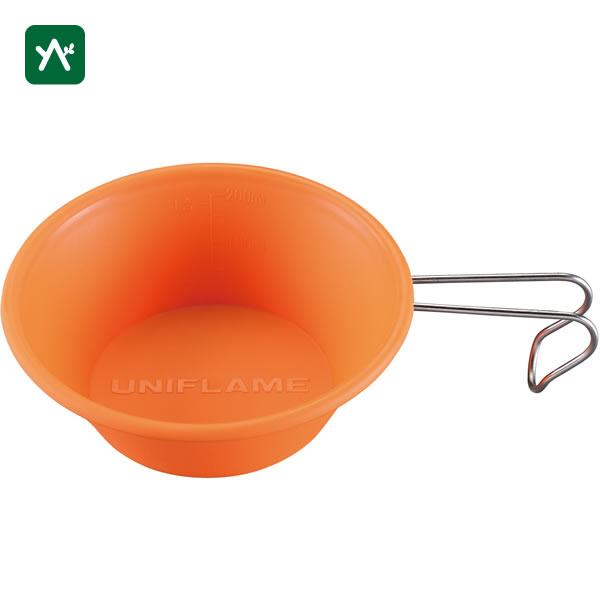 ユニフレーム UNIFLAME カラシェラ300 オレンジ 666708 [食器※直火不可]画像