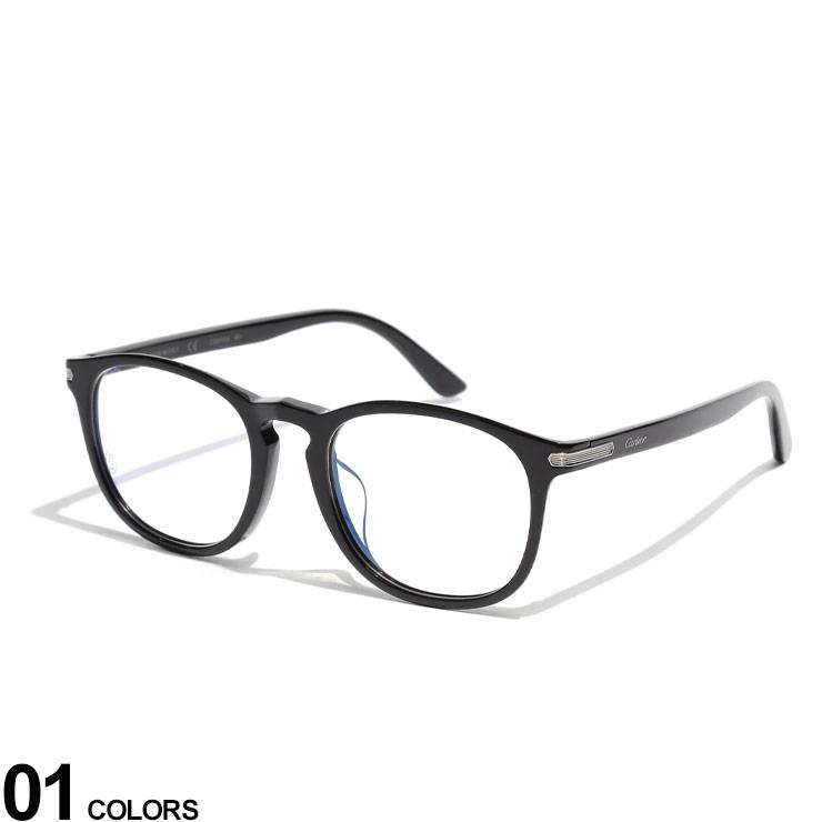 眼鏡・サングラス, 眼鏡 Cartier () UV CT0017OA