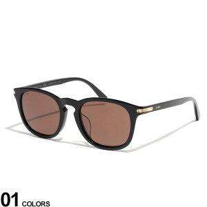 Cartier (カルティエ) ロゴ ウェリントンフレーム サングラスブランド メンズ レディース 眼鏡 サングラス アイウェア UVカット 日よけ 夏 レジャー ユニセックス CT0011SA