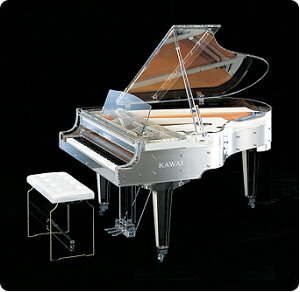 河合楽器 クリスタルグランドピアノ CR-40...