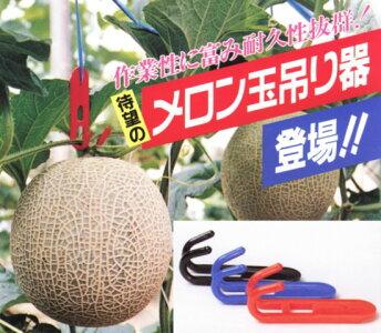 プラスチックフック(メロンフック)PPフック100個入りメロンフック日本製オリジナル商品メロンフックメロン栽培フックメロン吊りフック吊りフック