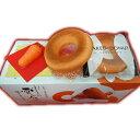 【ポイント2倍】 ふかうら雪人参 焼きドーナツ 6個入×2箱セット 青森県産 ふかうら雪にんじん使用 焼きドーナツ ノンフライ 6個入り・2箱セット 直送:ふかうら 送料無料