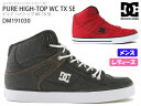 DC SHOES【ディーシー】PURE HIGH-TOP W...