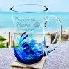 名入れグラスジョッキビアマグビールジョッキビアグラスオリジナルメッセージおしゃれプレゼント