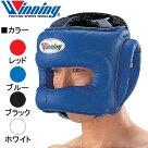 ウイニングWinningボクシングヘッドギアフルフェイスタイプFG−5000//エムワールドmworld