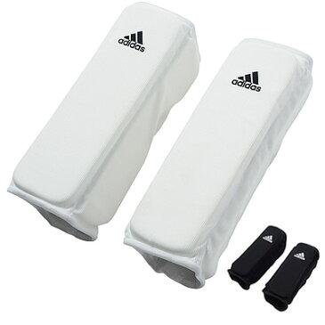 adidas ローキックガード用 膝サポーター//空手 下段蹴り ガード 脚サポーター ローキックサポーター 3分割独立パッド ニーガード エムワールド mworld