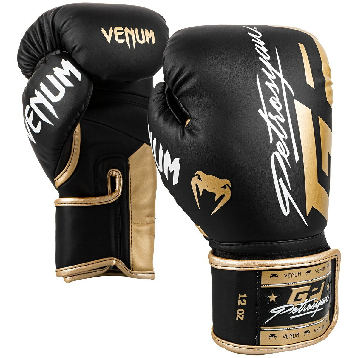 VENUM ボクシンググローブ PETROSYAN BOXING GLOVES //ボクシング キックボクシング スパーリング 送料無料