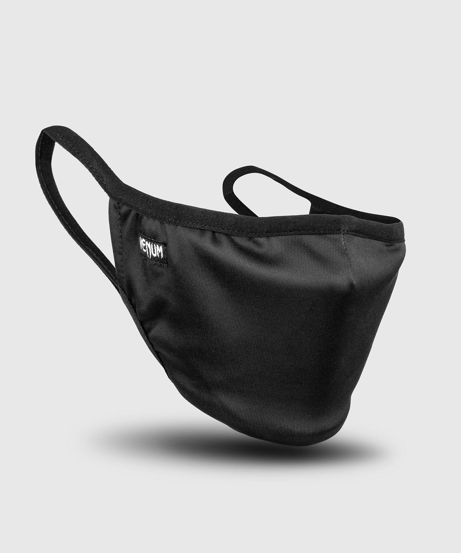VENUM フェイスマスク (ブラック) //大人用 マスク 個包装 洗えるマスク ファッションマスク 花粉対策 スポーツ 送料無料
