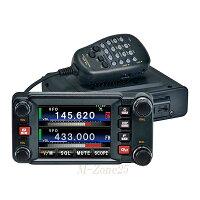 ヤエス(YAESU)C4FMFDMA/FM144/430帯デュアルバンドトランシーバー50W機FTM-400DH