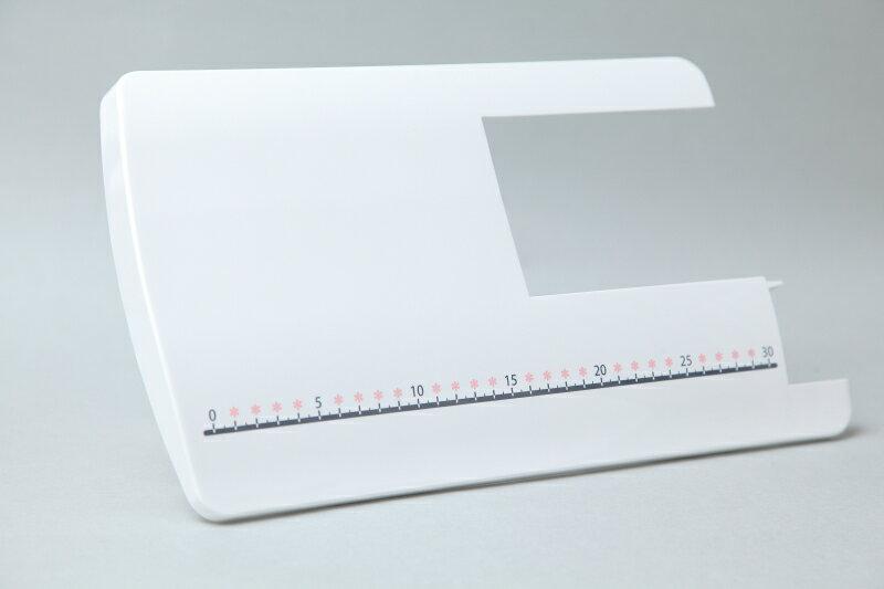 ジャガー 電子ミシン MT719-2 選べる2色(ピンク・ホワイト)ワイドテーブル付きジャガーミシン