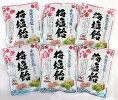 梅塩飴80g(個包装込み)×6袋表面画像