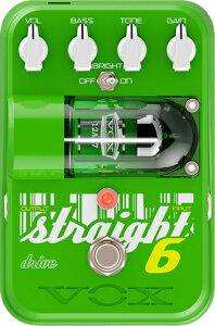 VOX – Straight 6 Drive