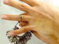 リングゲージ指のサイズを測る簡単で正確