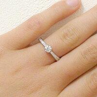 婚約指輪:エンゲージリング:ダイヤモンド:0.3ct/E-VVS1-3EX,H&C:鑑定書付:指輪:プラチナ900:脇ダイヤ0.1ct/PT900ダイヤ指輪【smtb-m】