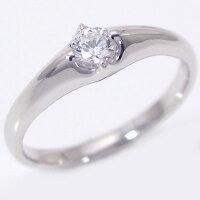 婚約指輪:プラチナ/エンゲージリング:ダイヤモンド0.2ct/D-VVS2-EX,H&C:鑑定書付/ダイヤリングPt900【smtb-m】
