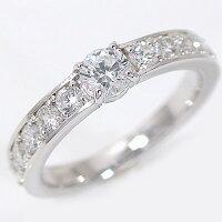 婚約指輪:エンゲージリング:ダイヤモンド:0.3ct/F-VS2-EX:鑑定書付:指輪:プラチナ900:脇ダイヤ0.6ct/PT900ダイヤ指輪【smtb-m】