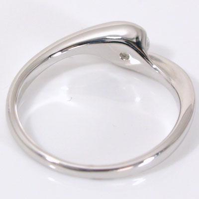婚約指輪 エンゲージリング ダイヤモンド 0.3ct D VS1 EX H&C 鑑定書付 指輪 プラチナ900 PT900 ダイヤ指輪