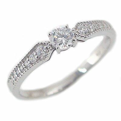 ブライダルジュエリー・アクセサリー, 婚約指輪・エンゲージリング  0.2ct D VS1 3EX HC Pt900 0.12ct