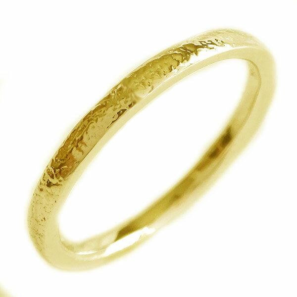 結婚指輪 マリッジリング ゴールドk18 ペアリング ダイヤモンド ペア2本セット K18yg