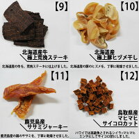 【選べるおやつ!】1000円ポッキリ!国産犬用おやつお試しサイズ4パック(他商品同梱不可)
