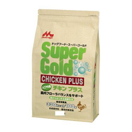 森乳 スーパーゴールド チキンプラス シニア犬用 7.5kg